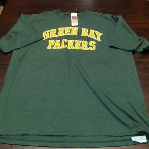 NFL Green Bay packers tee. New.